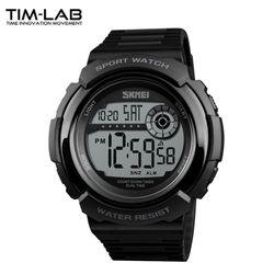 [TIM-LAB] 남성 스포츠시계 전자손목시계 방수 1367