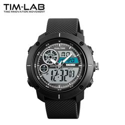 [TIM-LAB] 남성 스포츠시계 전자손목시계 방수 1361