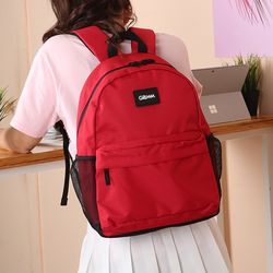 [TASTE in GRIMM] TIG ECO BACKPACK (RED) 백팩