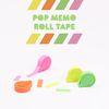 [~6/20일까지] 팝 메모롤 테이프 15mm