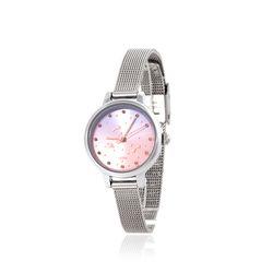 [디자인시계] 우주를담은시계 핑크(AG2G8604MASP)