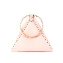 [라템] 오링 삼각 미니백 핑크(AG2M7711RAPP)