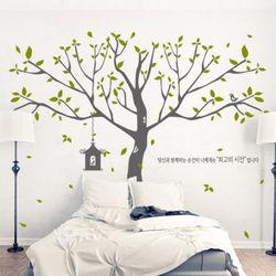 ih942-생각하는나무(시간)그래픽스티커