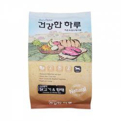 wk 펫츠 프라임 건강한 하루 1kg(200g 5개) 닭고기&황태