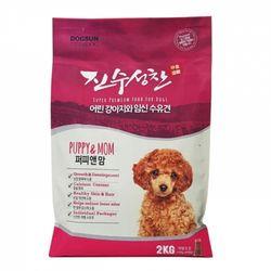 진수성찬 퍼피 앤 맘 리필 2kg(250g 8개)