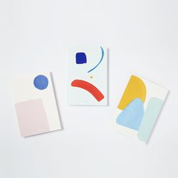 SIMPLE PAINTING POSTCARD SET  페인팅 엽서 세트