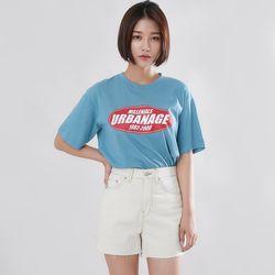 [로코식스] 씨티 반팔 티셔츠