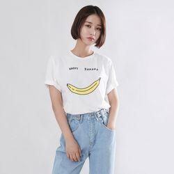 [로코식스] 빙그레 티셔츠