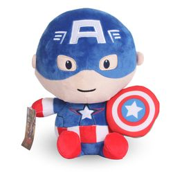 마블 어벤져스 캡틴아메리카 봉제인형