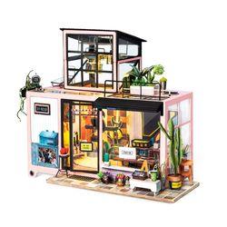[adico]DIY 미니어처 시그니처 하우스 - 케빈의 스튜디오