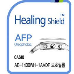 카시오 AE-1400WH-1AVDF 올레포빅 시계액정필름 2매