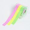 (리필) 메모롤 테이프 15mm X 3color