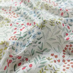 [Fabric] Fresh Space Pattern 텐셀 (프레쉬 스페이스)