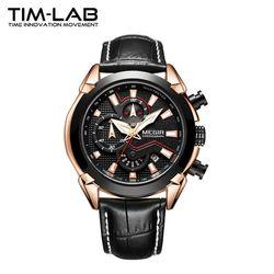 [TIM-LAB]남성 고급패션시계 크로노그래프시계 ML2065