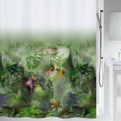 스피렐라 정글 샤워커튼