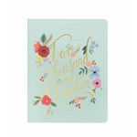 2019 Bouquet Appointment Notebook