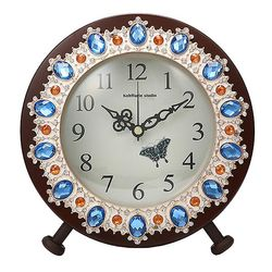 퀸즈 탁상시계 알람시계 모던시계 CH1346339