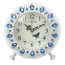 블루 탁상시계 로얄 탁상시계 알람시계 CH1346320