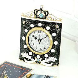 4007 탁상시계 그린시계 탁상시계 책상시계 CH1322372