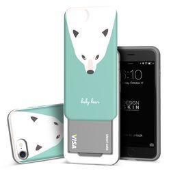 아이폰876 슬라이더 베이비베어 카드케이스