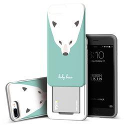 아이폰876플러스 슬라이더 베이비베어 카드케이스