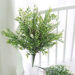 풍성한 잎안개
