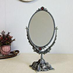 (ksmw019)로즈마리 탁상거울(중)주석