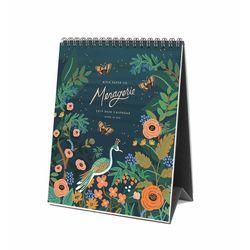[마스킹테이프 증정] 2019 Midnight Menagerie Desk Calendar