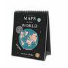 [마스킹테이프 증정] 2019 Maps of The World Desk Calendar