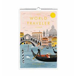 [마스킹테이프 증정] 2019 World Traveler Calendar