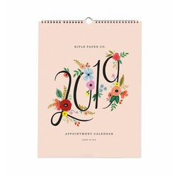 [마스킹테이프 증정] 2019 Bouquet Appointment Calendar