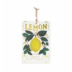 [마스킹테이프 증정] 2019 Lemon Calendar