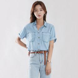 [로코식스] 라블 텐셀 셔츠