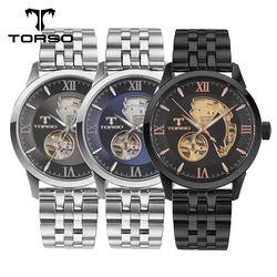TORSO 토르소 오토매틱 T27 (가죽D버클 포함)