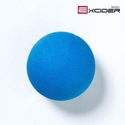 마사지볼 싱글 TPR 블루 요가 필라테스