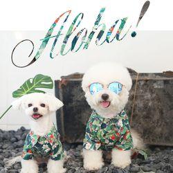 알로하 하와이안 셔츠 2XL 3XL