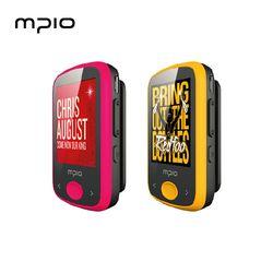 MPIO 클립형 스포츠 MP3플레이어  A-30 16GB 만보기