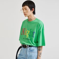 night of london 12 T (3 color) - UNISEX