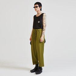 wearable wide pants (3 color) - UNISEX