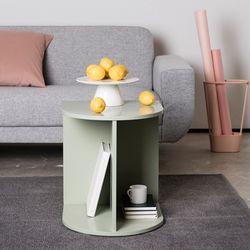 컬러풀 사이드 테이블(라이트그린)