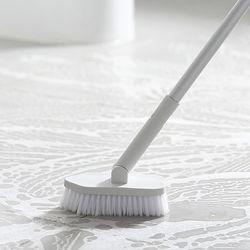 브이컷 분리형 바닥 청소솔 브러쉬