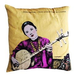 Miss Dao2 (cushion cover)