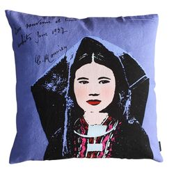 Miss Dao (cushion cover)