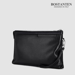 보스탄틴 천연소가죽 클러치백 BOSTANTEN B2172061