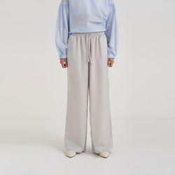 shine falt banding pants (2colors)