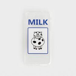 밀크 (blue) (아이폰6플러스)