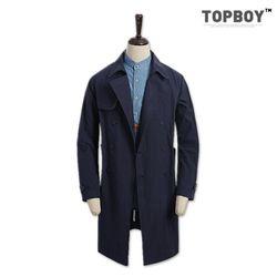 [탑보이] 가먼트 워싱 트렌치 코트 (SU500)