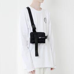 CORDURA UTILITY HOLSTER BAG (ALL BLACK)