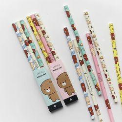 1000 브라더 연필 3본세트