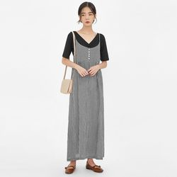 light long sleeveless ops